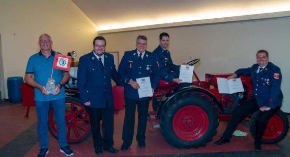 158. Generalversammlung der FF Sonthofen